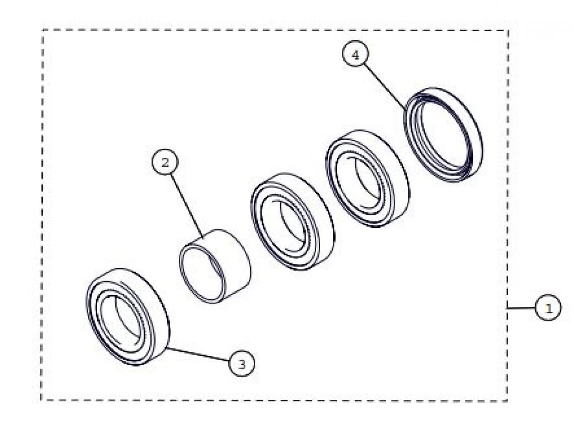 Hub Bearing Kit Thumbnail
