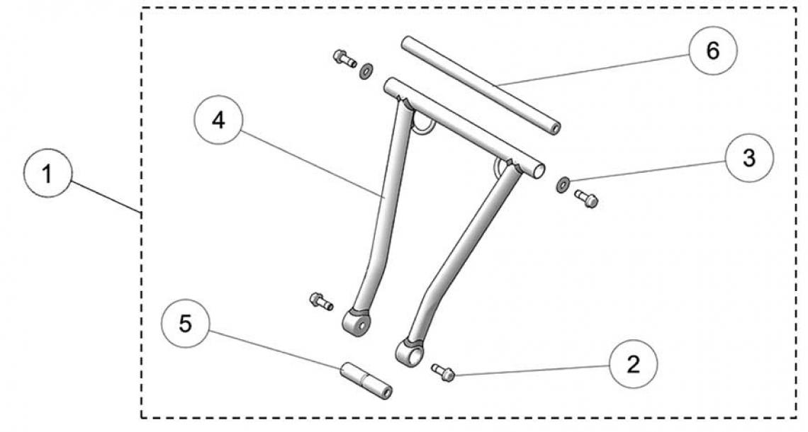 Front Suspension Arm Thumbnail