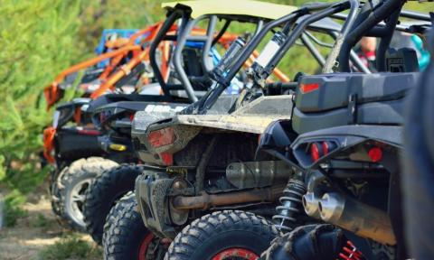 The Difference Between ATVs and UTVs