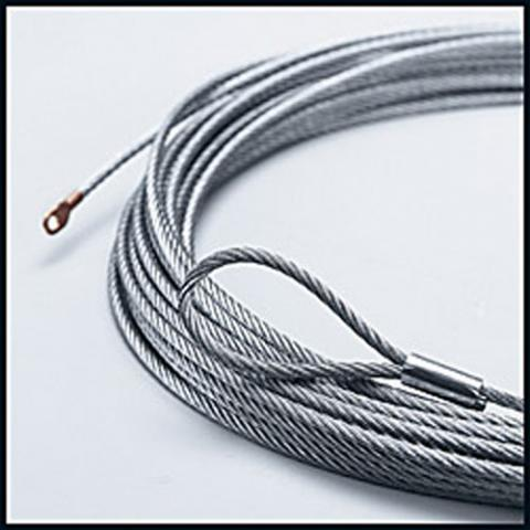 "4.0Ci Wire Rope 7/32""x55' Thumbnail"