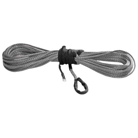 "Synthetic Winch Cable Smoke 1/4""x50' Thumbnail"