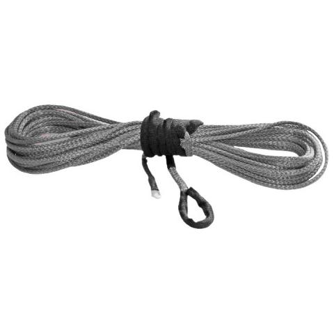 "Synthetic Winch Cable Smoke 15/64""x38' Thumbnail"