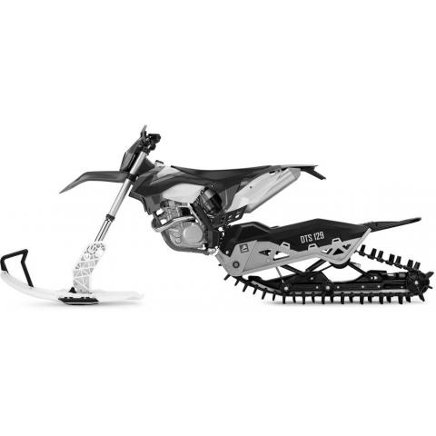 Husaberg 570 FE (2009-2010) Camso DTS 129 Dirt Bike Tracks