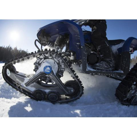 Yamaha 400 Kodiak & Grizzly Ultramatic (2003-2004) Camso R4S ATV Tracks
