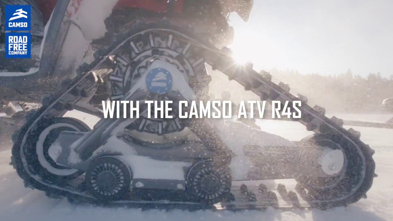 Get greater access for less with Camso ATV R4S Thumbnail
